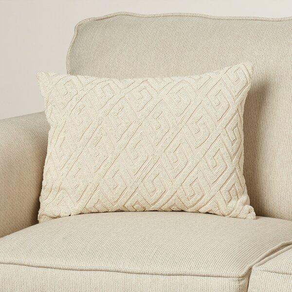Chickamauga Down Lumbar Pillow by Bungalow Rose
