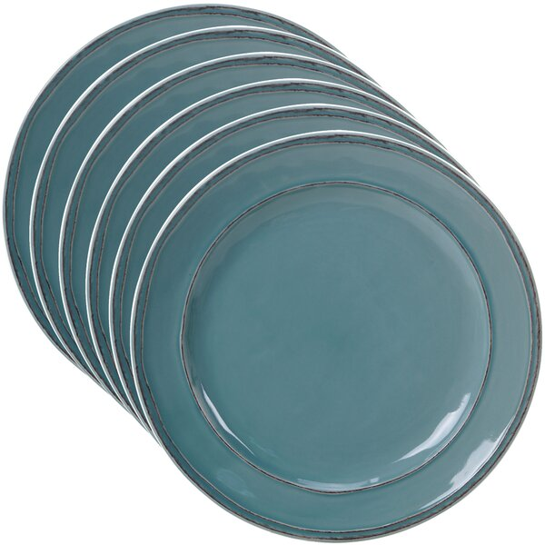 Artim Dinner Plate (Set of 6) by Mint Pantry