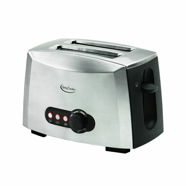 2 Slice Toaster by Betty Crocker