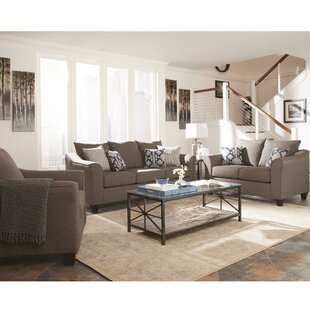 Gottberg Configurable Living Room Set by Red Barrel Studio®