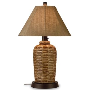 Best Price South Pacific 33 Table Lamp By Patio Living Concepts