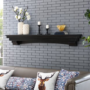 Alconby Fireplace Mantel Shelf