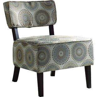 Quentin Medallion Side Chair ByZipcode Design