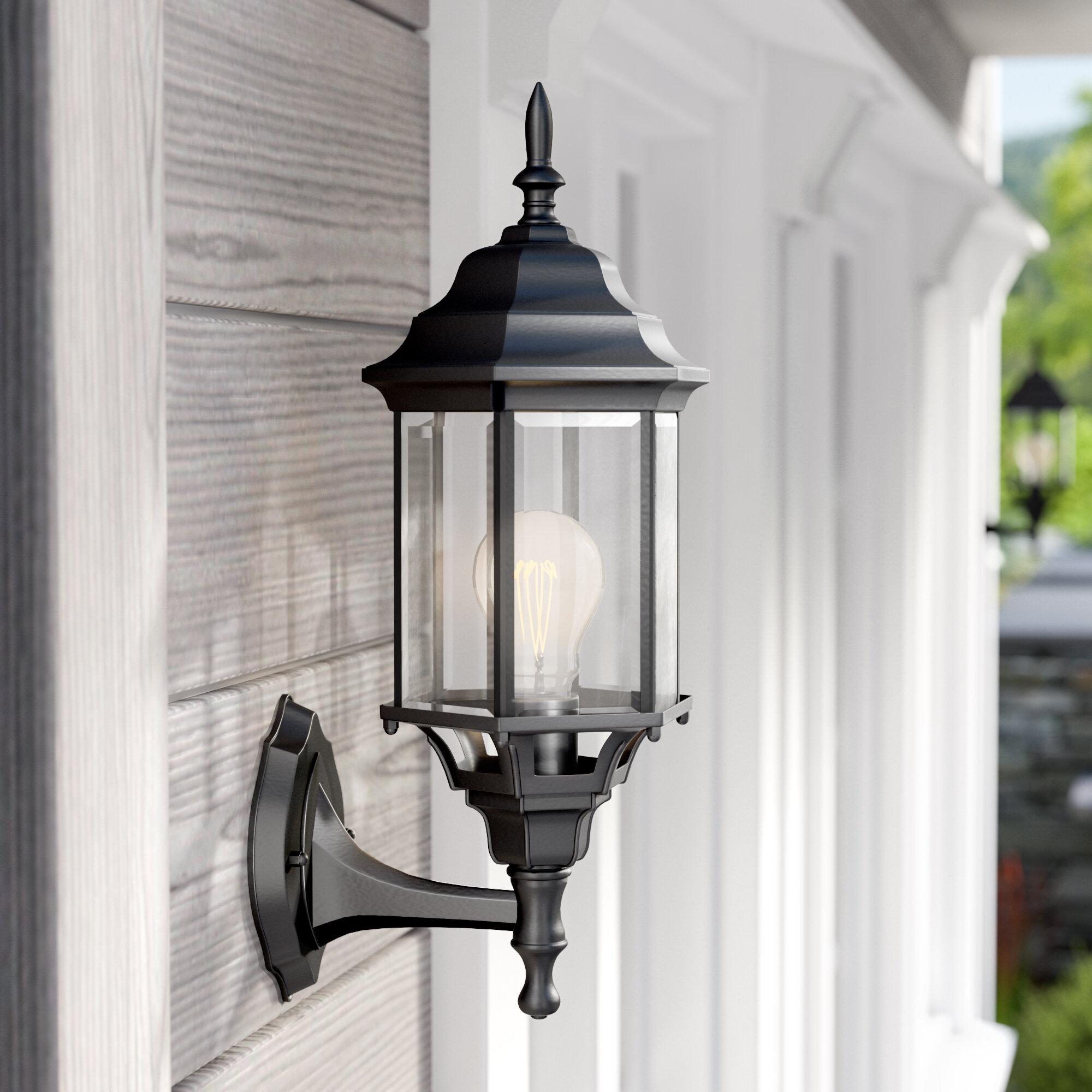 Baynham Outdoor Wall Lantern