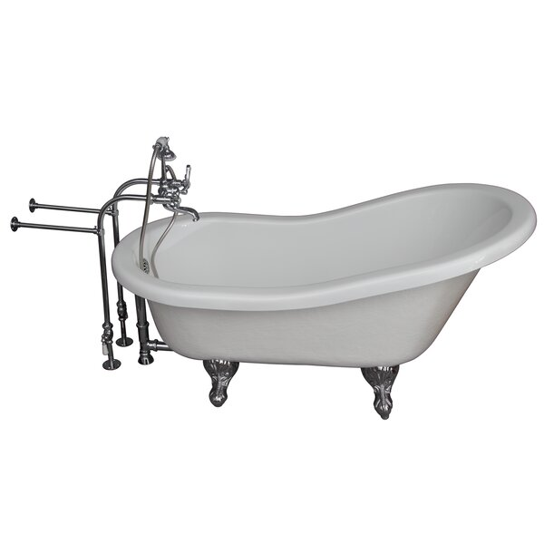 Tub Kit 24.5 x 60 Bathtub by Barclay