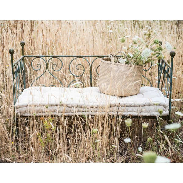 Eastford Heavily Distressed Metal Twin Daybed with Mattress by August Grove August Grove