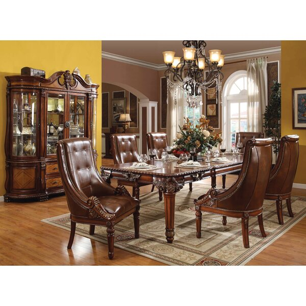 Wendel 7 Piece Extendable Dining Set by Astoria Grand