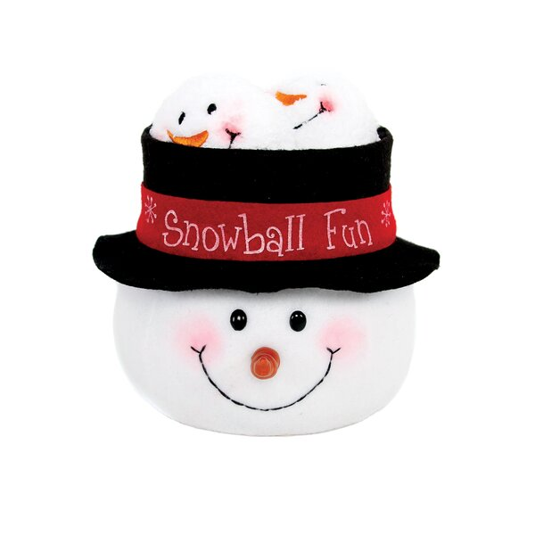 5 Piece Snowman Fun Set by The Holiday Aisle