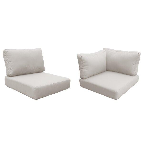 Menifee Indoor/Outdoor Cushion Cover by Brayden Studio Brayden Studio