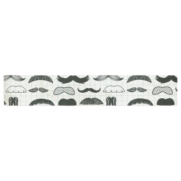 Heidi Jennings Stached Table Runner by East Urban Home