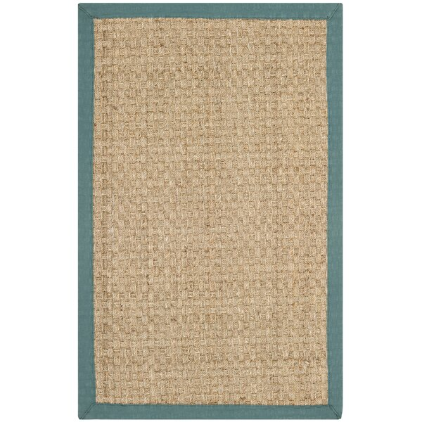 Countryside Mallard Brown/Blue Area Rug by Safavieh
