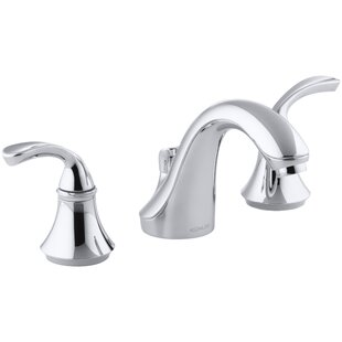 Fort? Impressions Widespread Bathroom Faucet with Drain Assembly by Kohler