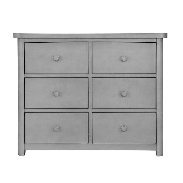 Stratford 6 Drawer Double Dresser by Baby Appleseed Baby Appleseed
