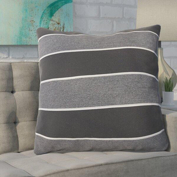 Hinkel Indoor/Outdoor Sunbrella Throw Pillow by Brayden Studio