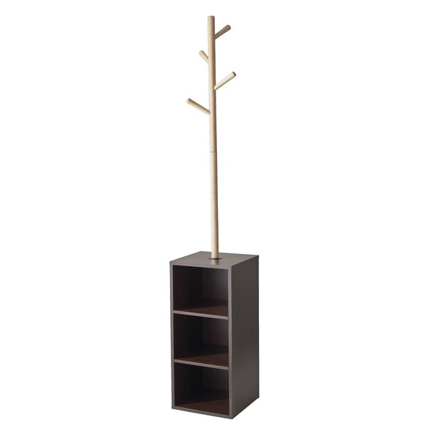 Hutch Storage Coat Rack by Adesso