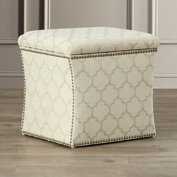 Glendora Storage Ottoman by Willa Arlo Interiors