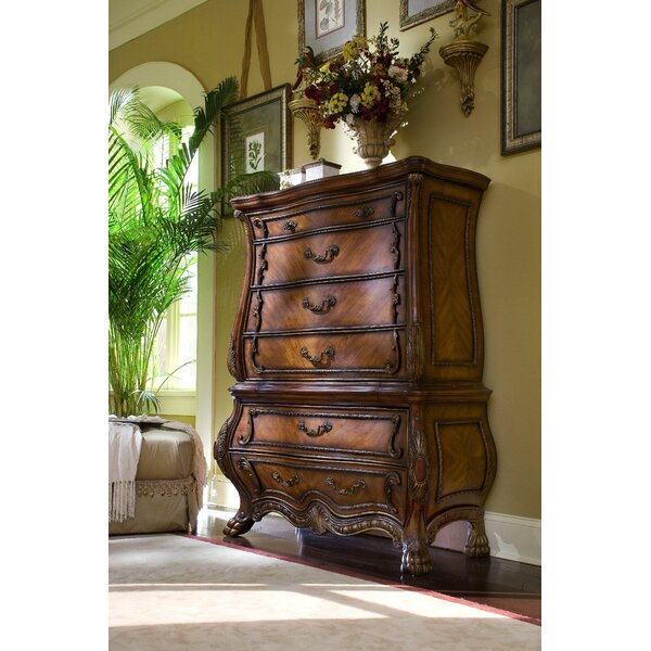 Chateau Beauvais 2 Drawer Dresser by Michael Amini