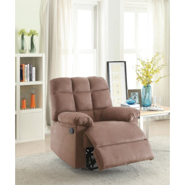 Gascon Manual Recliner by Winston Porter
