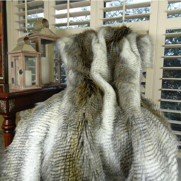 Ruzicka Alaskan Hawk Single Bedspread