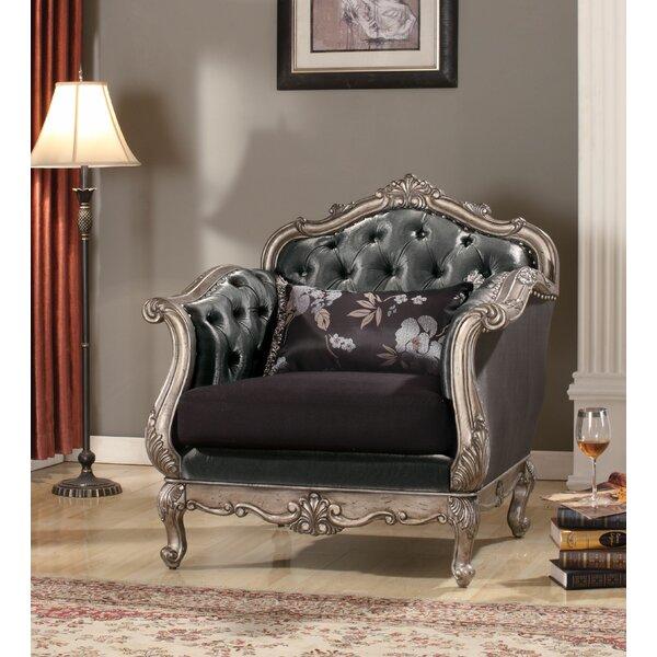 Trecartin Armchair by Astoria Grand