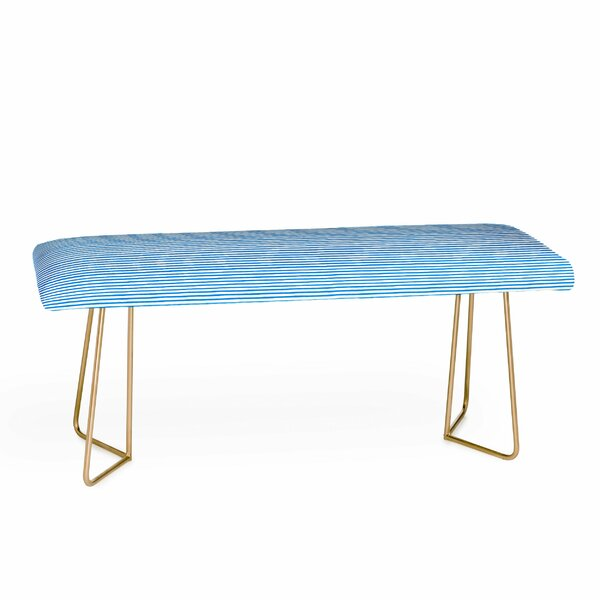 Ninola Upholstered Bench By East Urban Home Best #1