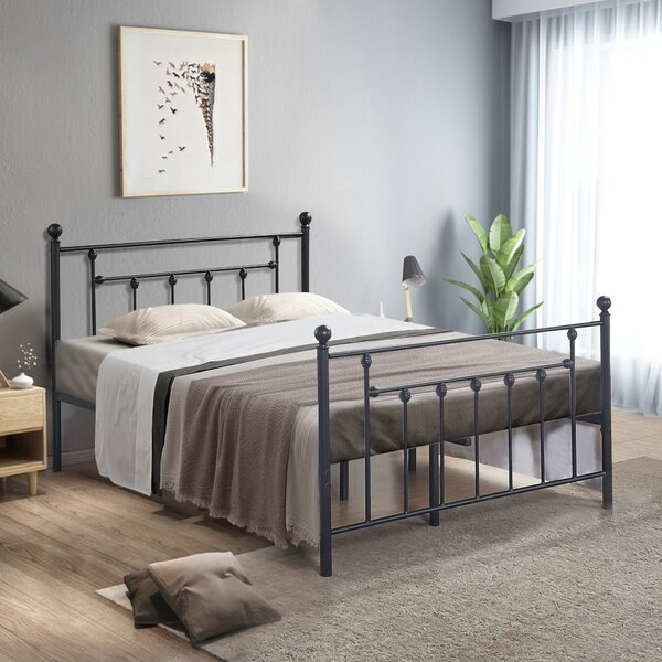 Tyra Bed Frame by Alcott Hill