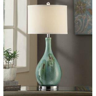 Order Osborne Sea Scape 30 Table Lamp By Beachcrest Home