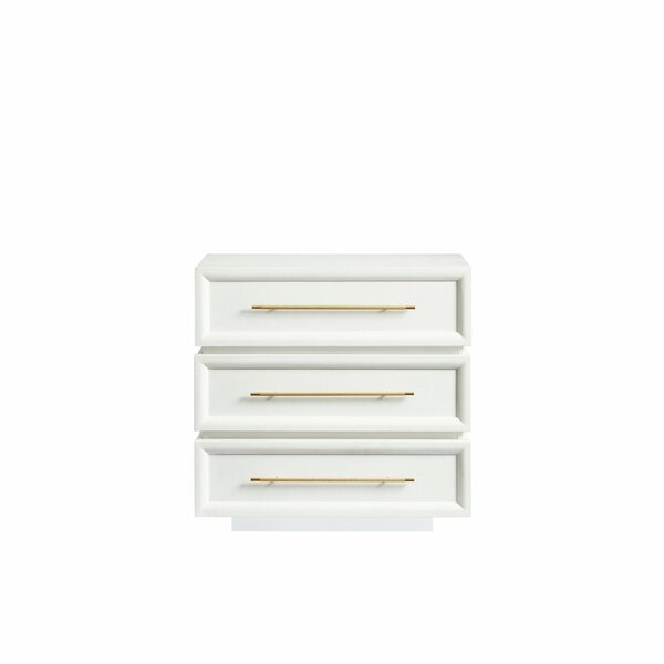 Panavista 3 Drawer Nightstand by Stanley Furniture