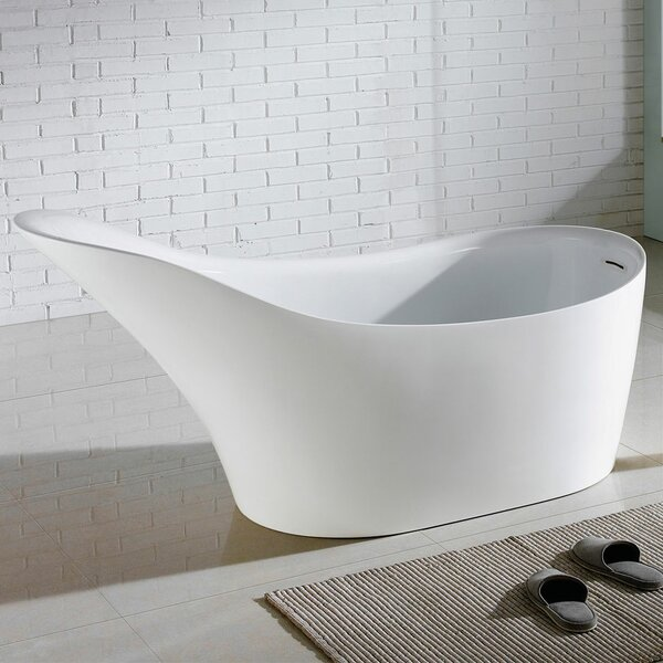 Venetian 67 x 29 Soaking Bathtub by Pacific Collection