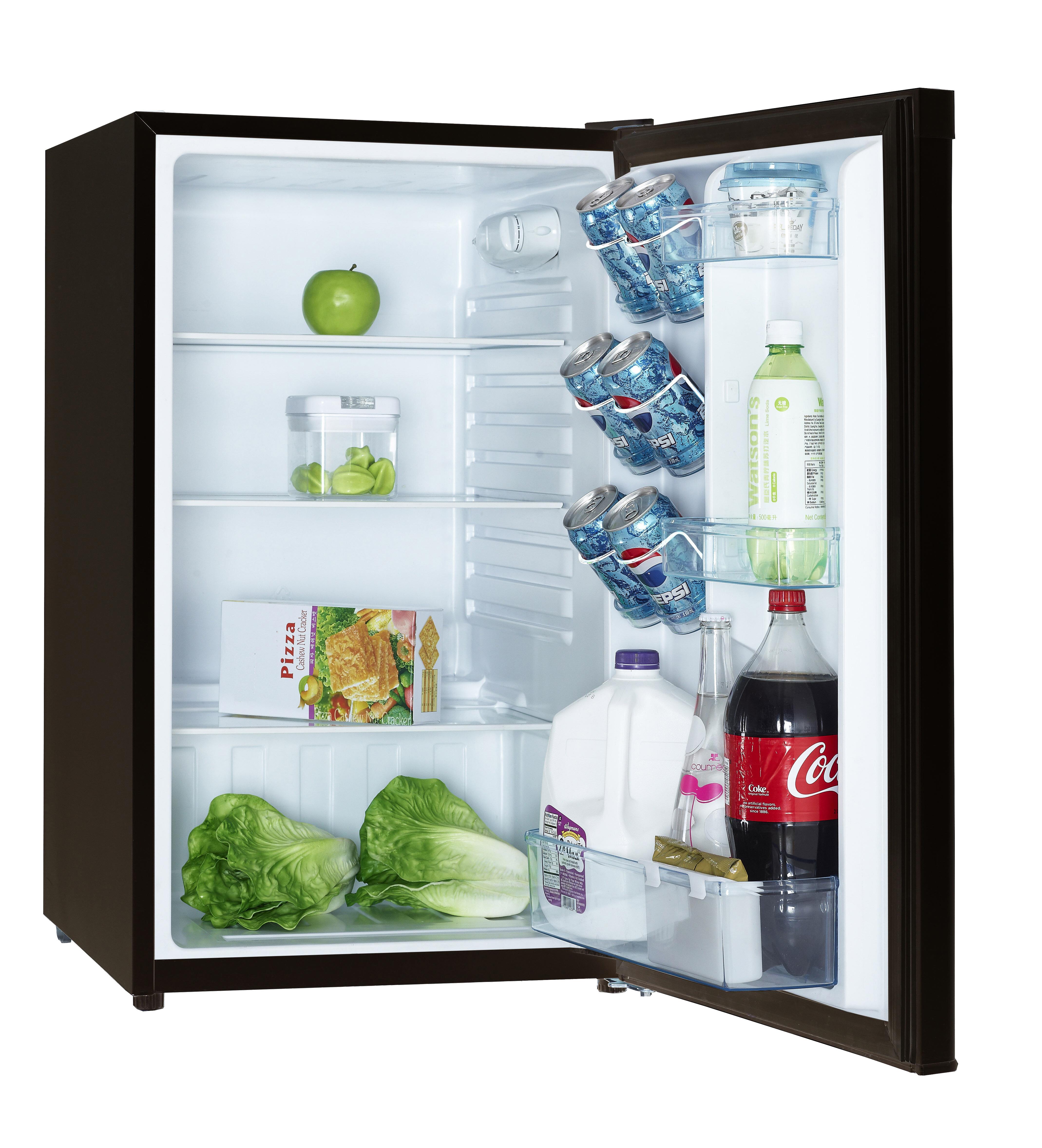 Avanti 4.4 cu. ft. Compact Refrigerator & Reviews   Wayfair