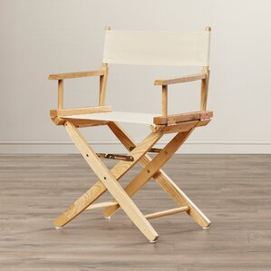pierpoint folding director chair