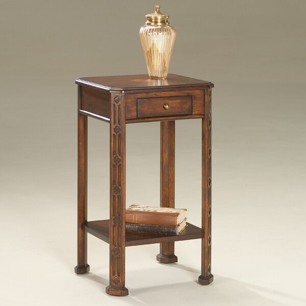 Lamotte End Table by Alcott Hill