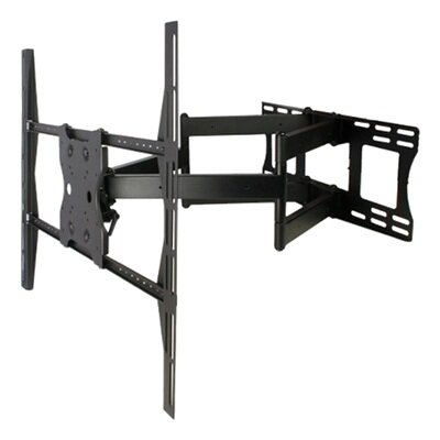 Full Motion Dual Arm Mount for 35 - 60 Panel Screens by Mustang