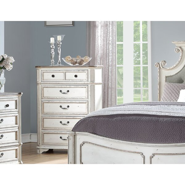 Zavala 5 Drawer Chest by One Allium Way