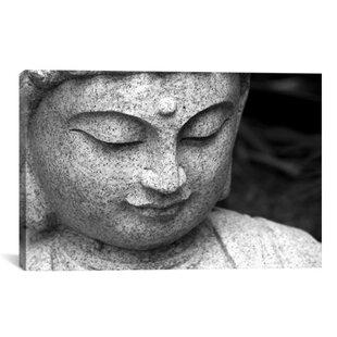 Chinese Buddha Photographic Print On Canvas