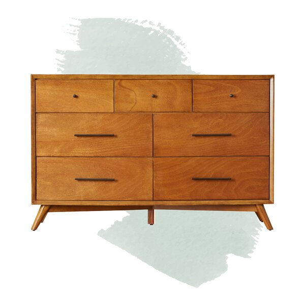 Parocela 7 Drawer Dresser By Foundstone