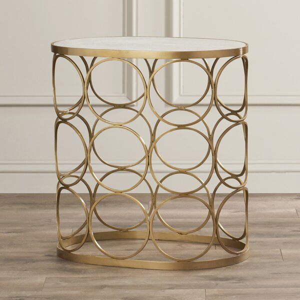 Rosenberger End Table By Willa Arlo Interiors