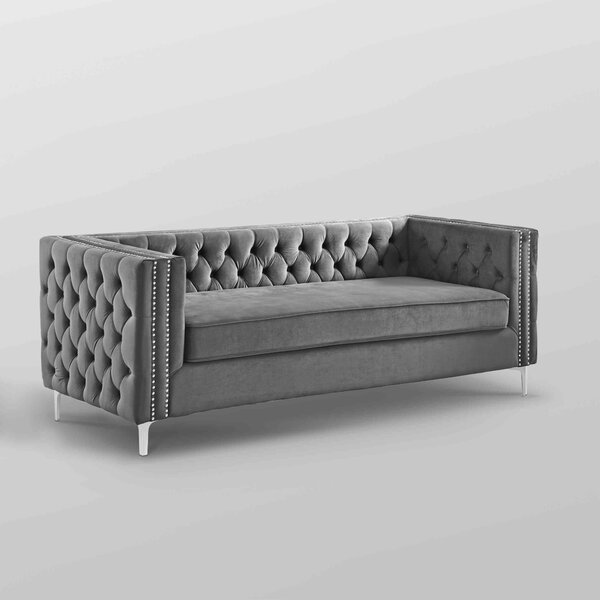 Nice And Beautiful Kaufman Sofa by Everly Quinn by Everly Quinn