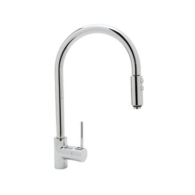 Bossini Pull Down Single Handle Kitchen Faucet by Rohl