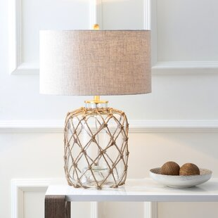 Reviews Adalhard 27 Table Lamp By Highland Dunes