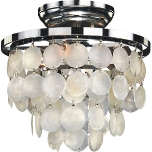 Shopping for Ferry Pass 3-Light Flush Mount By Beachcrest Home