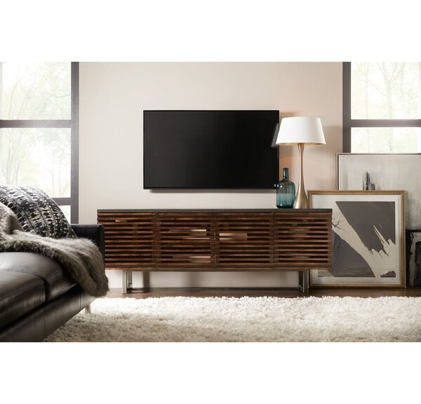 Solstice 78 TV Stand by Hooker Furniture
