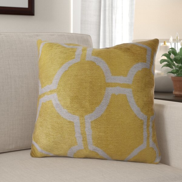 Grise Luxury Pillow by Red Barrel Studio