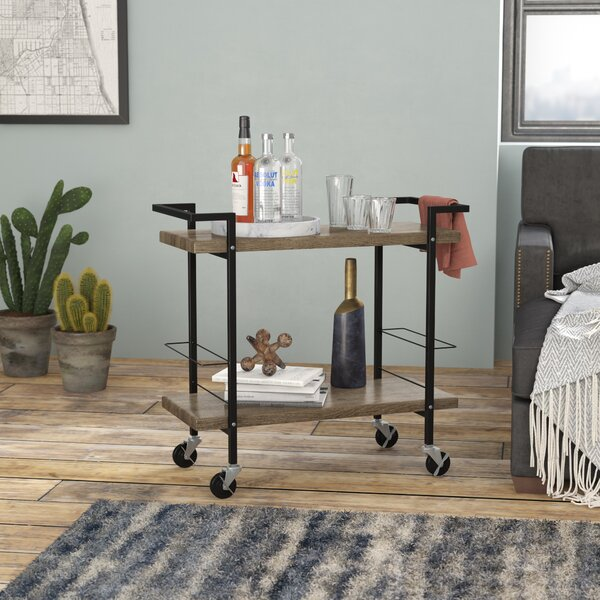 Hale Bar Cart by Trent Austin Design