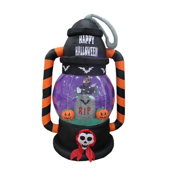 Halloween Lantern Decoration by BZB Goods
