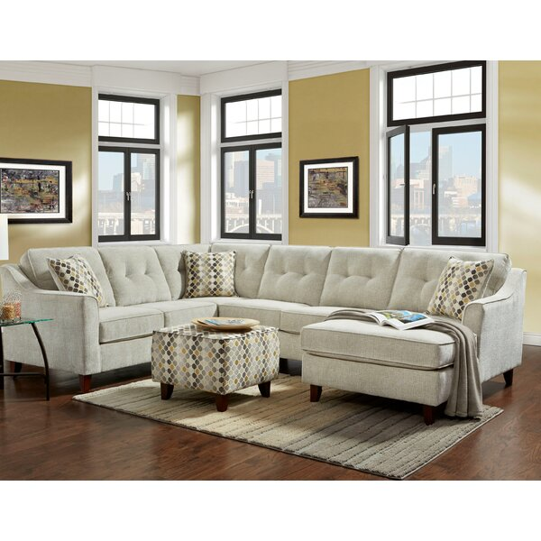 Holsey Right Hand Facing Sectional by Latitude Run