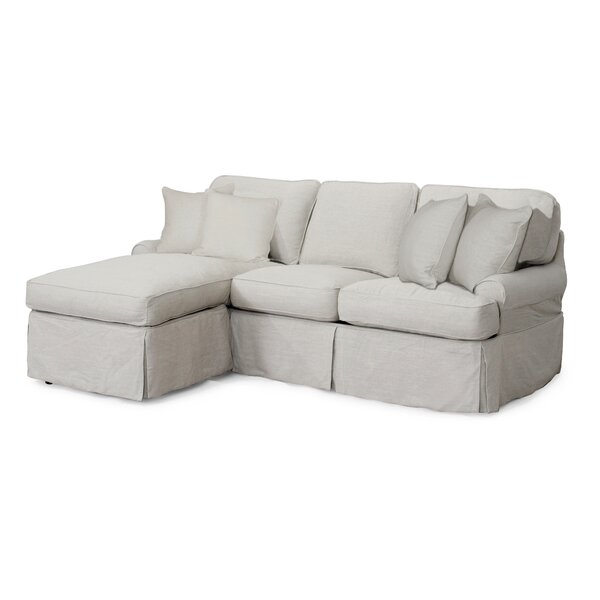Callie Reversible Reversible Sleeper  Sectional by August Grove