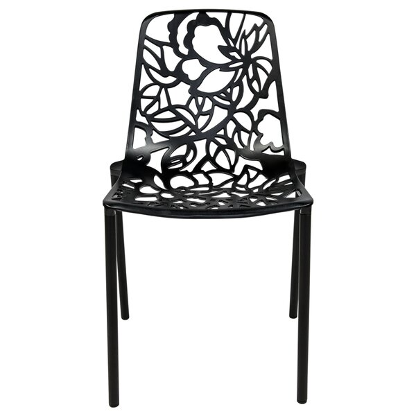 Rabia Patio Dining Chair (Set of 2) by Brayden Studio Brayden Studio