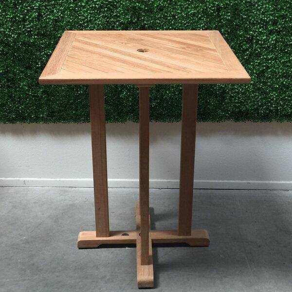 Solid Wood Bar Table By HiTeak Furniture by HiTeak Furniture Wonderful