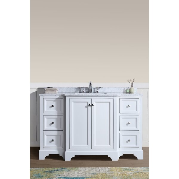Jaoquim 55'' Single Bathroom Vanity Set by Darby Home Co